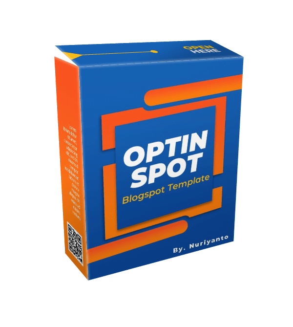 template blogspot untuk membuat halaman optin